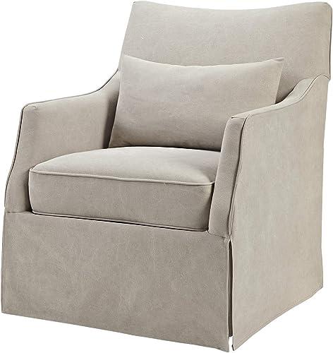 Martha Stewart London Swivel Chair
