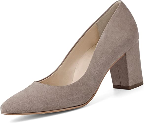 Paul Green Damen Pumps 3652 022 beige 412911