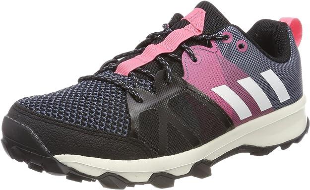 Adidas Kanadia 8.1 K, Zapatillas de Trail Running Unisex niño, Multicolor (Acenat/Casbla/Rosrea 000), 37 1/3 EU: Amazon.es: Zapatos y complementos