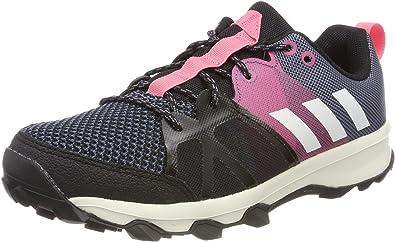 Adidas Kanadia 8.1 K, Zapatillas de Trail Running Unisex niño, Multicolor (Acenat/Casbla/Rosrea 000), 28.5 EU: Amazon.es: Zapatos y complementos
