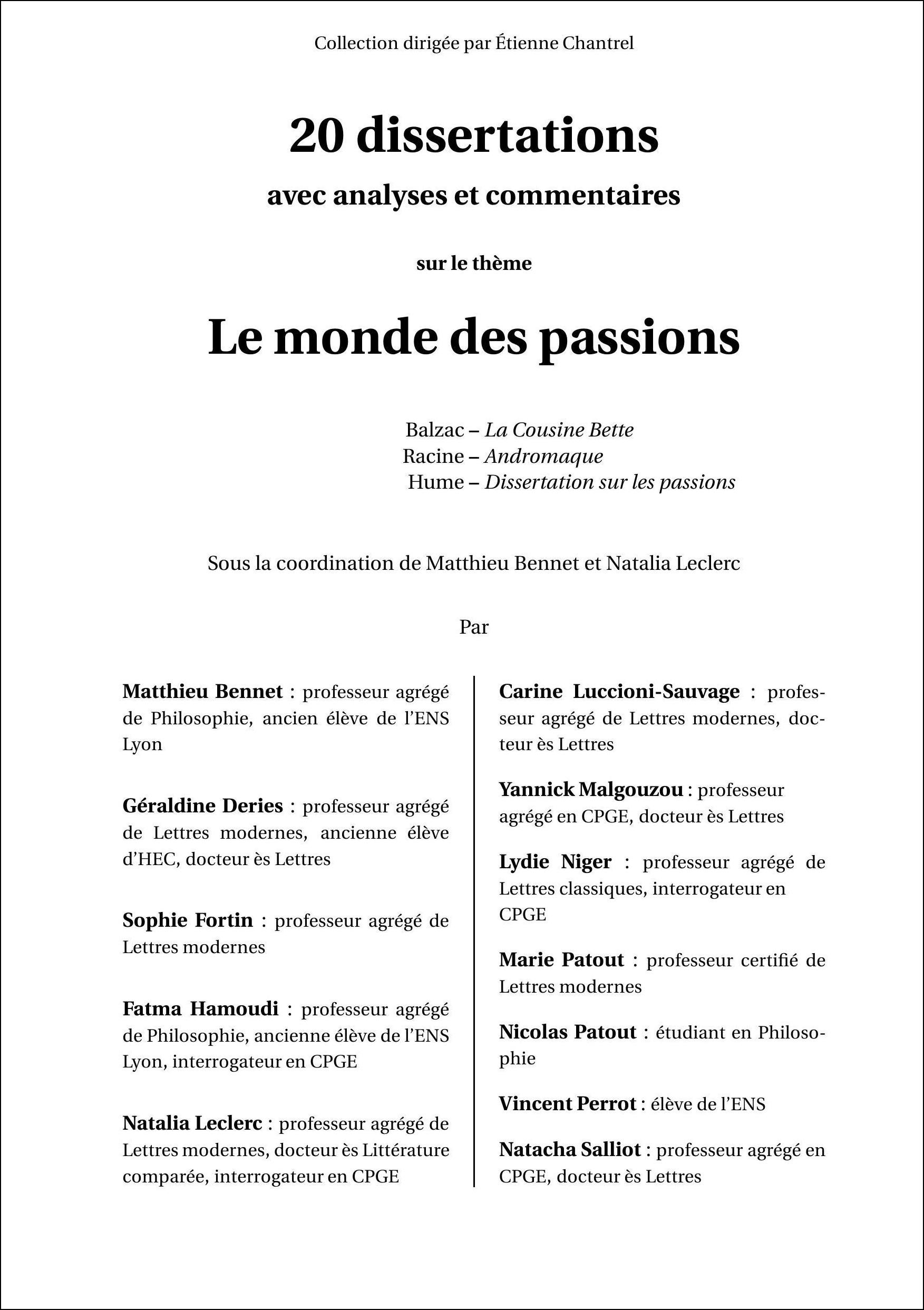 dissertation cpge exemple passion