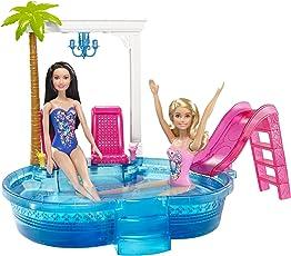Barbie Muñeca Barbie Piscina Glamurosa