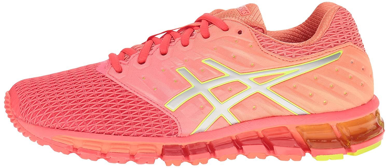 ASICS 6.5 Women's Gel-Quantum 180 2 Running Shoe B01GU67212 6.5 ASICS B(M) US|Diva Pink/Silver/Coral Pink 78b0ab