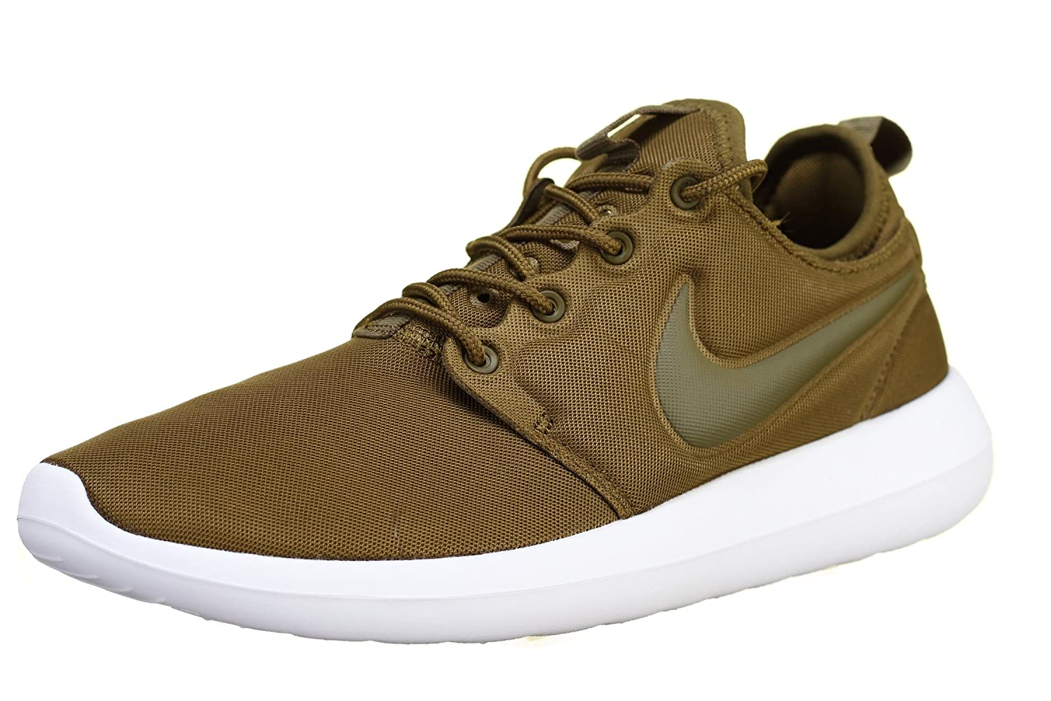 NIKE Women's Roshe Two Running Shoe B01LGFXZ2W 6.5 B(M) US|Green