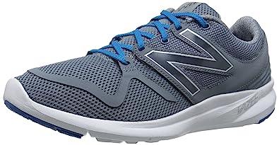 New Balance Mens Mcoas Vazee Coast Running Shoe GreyBlue