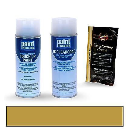 Amazon.com: PAINTSCRATCH Solar Metallic EBC for 2019 Infiniti Q60 - Touch Up Paint Spray Can Kit - Original Factory OEM Automotive Paint - Color Match ...