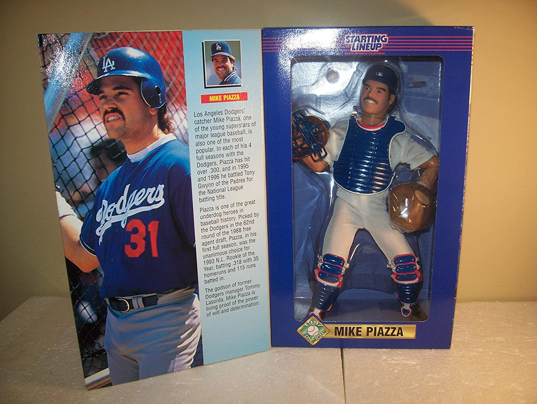 quality design bc928 696c8 Mike Piazza Los Angeles Dodgers 12 Inch SLU Cloth Doll at ...