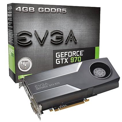 EVGA GTX 970 4GB GDDR5 256bit, DVI-I, DVI-D, HDMI