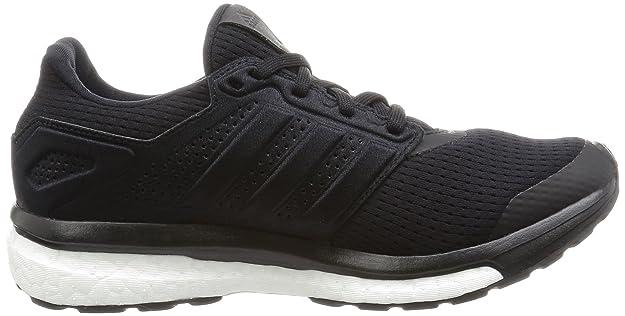 Energy Boost, Chaussures de Running Femme, Noir (Core Black/Core Black/Core Black 0), 42 EUadidas