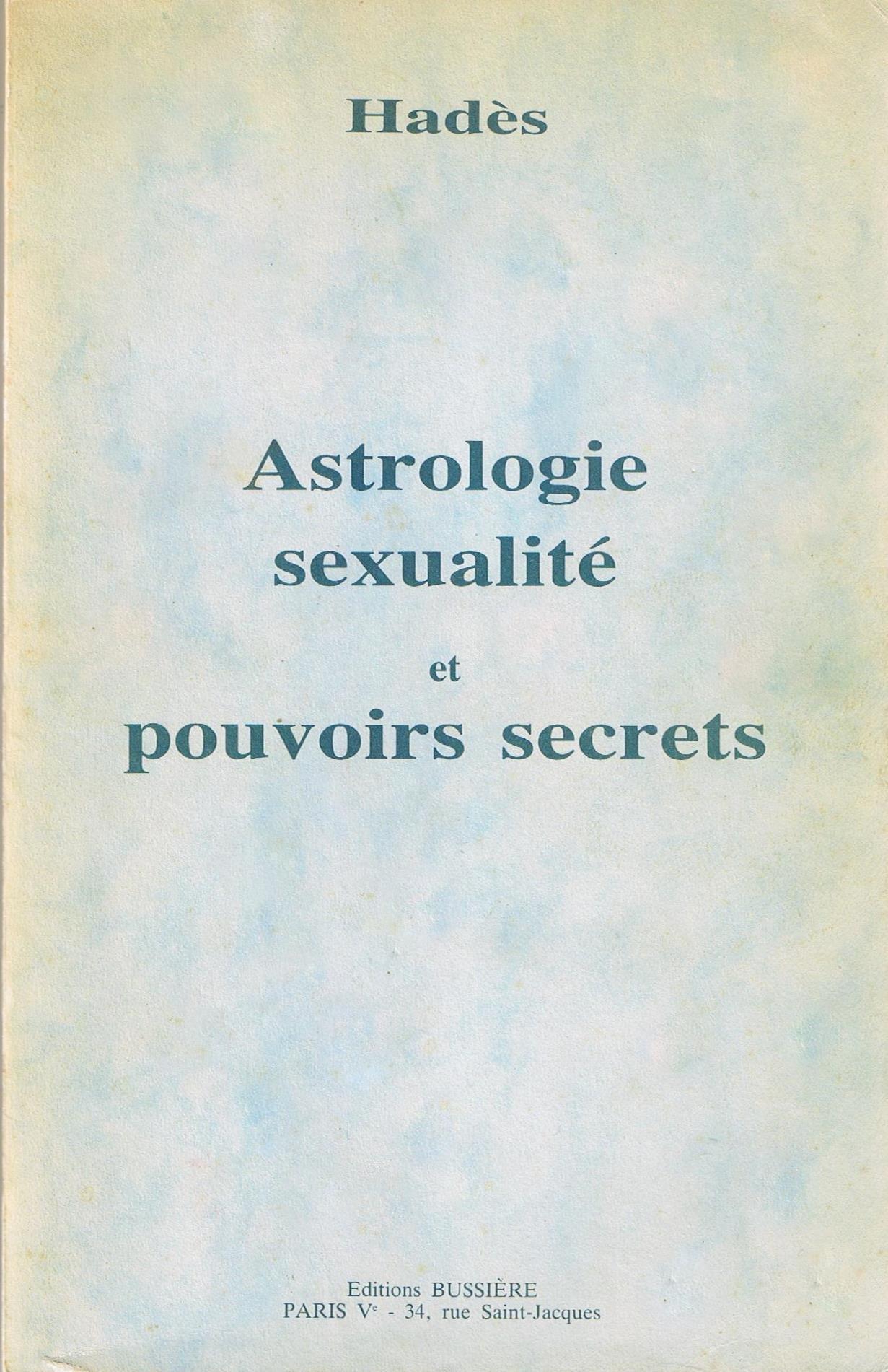 astrologie sexuelle