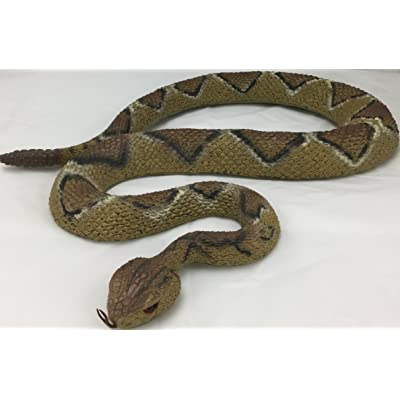 Dillon Importing Rattle Snake - 44 in.: Toys & Games