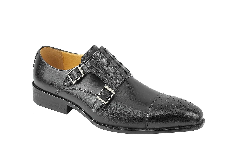 Xposed - Monk hombre 41 EU negro Zapatos de moda en línea Obtenga el mejor descuento de venta caliente-Descuento más grande