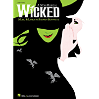 Wicked Songbook: A New Musical - Easy Piano Selections