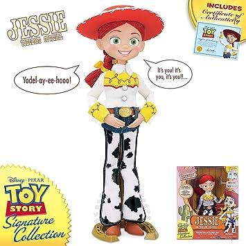 d6c6ba70c5e Disney 64020 Signature Collection Jessie The Yodelling Cowgirl Figure