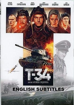 T 34 / T-34 World War II Russian Action Movie Language