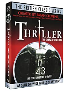 The British Classic Series // Thriller the complete collection / 43 Murder Mystery Movies