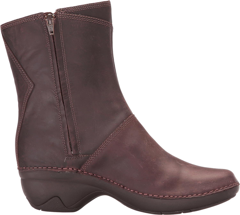 Merrell Emma Mid Leather Women/'s Waterproof Boot J45656