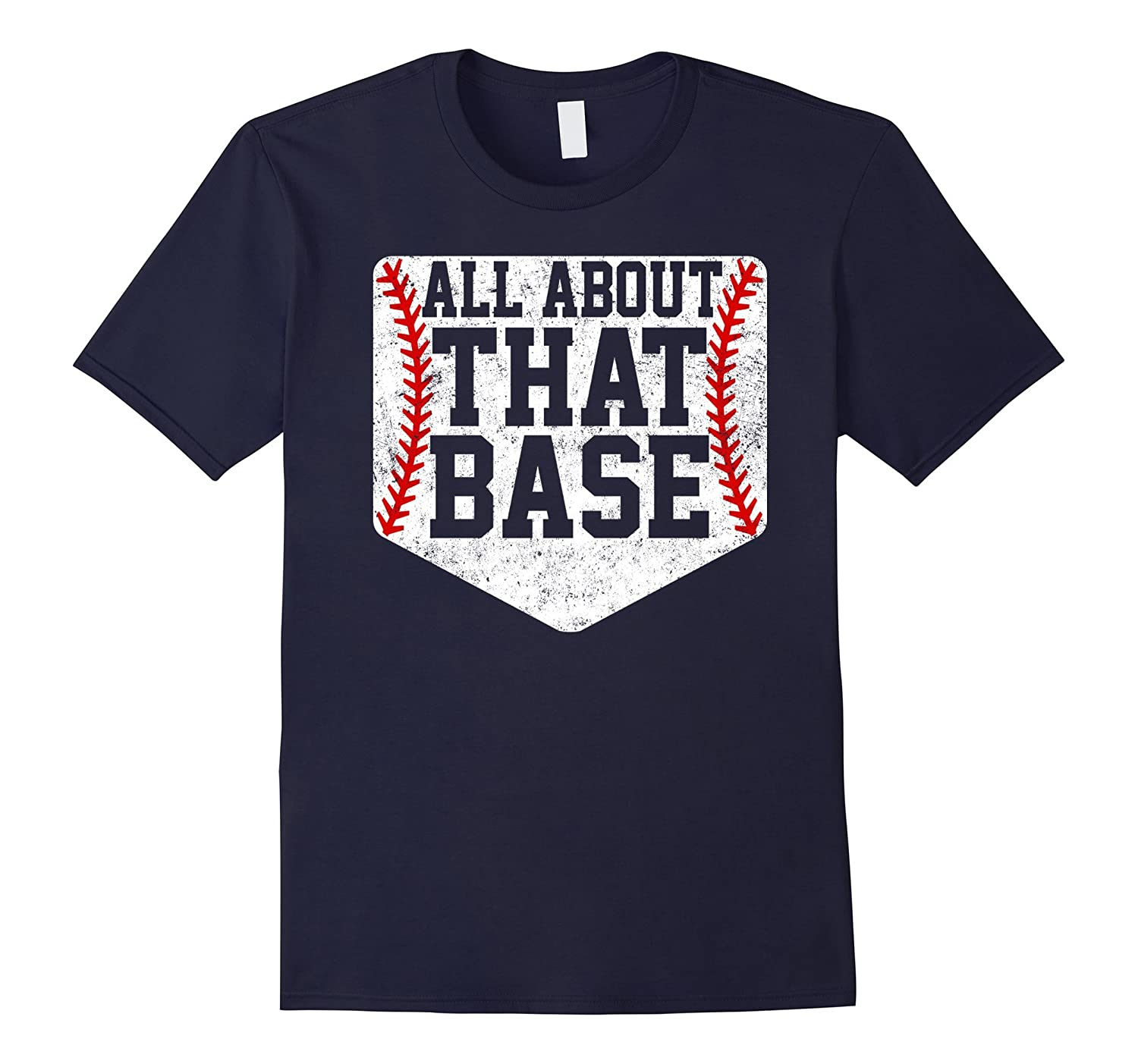 All About That Baseball T-Shirts Baseball Sport-CD