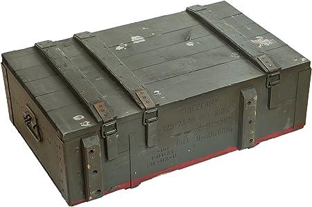 Caja de municiones AD81 de aproximadamente 83 x 53 x 30 cm caja de almacenamiento caja