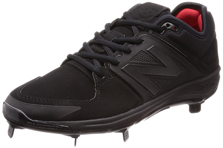 [ニューバランス] 野球スパイク L3000(現行モデル) B071Z2SL8M 28.5 cm D|ブラック ブラック 28.5 cm D