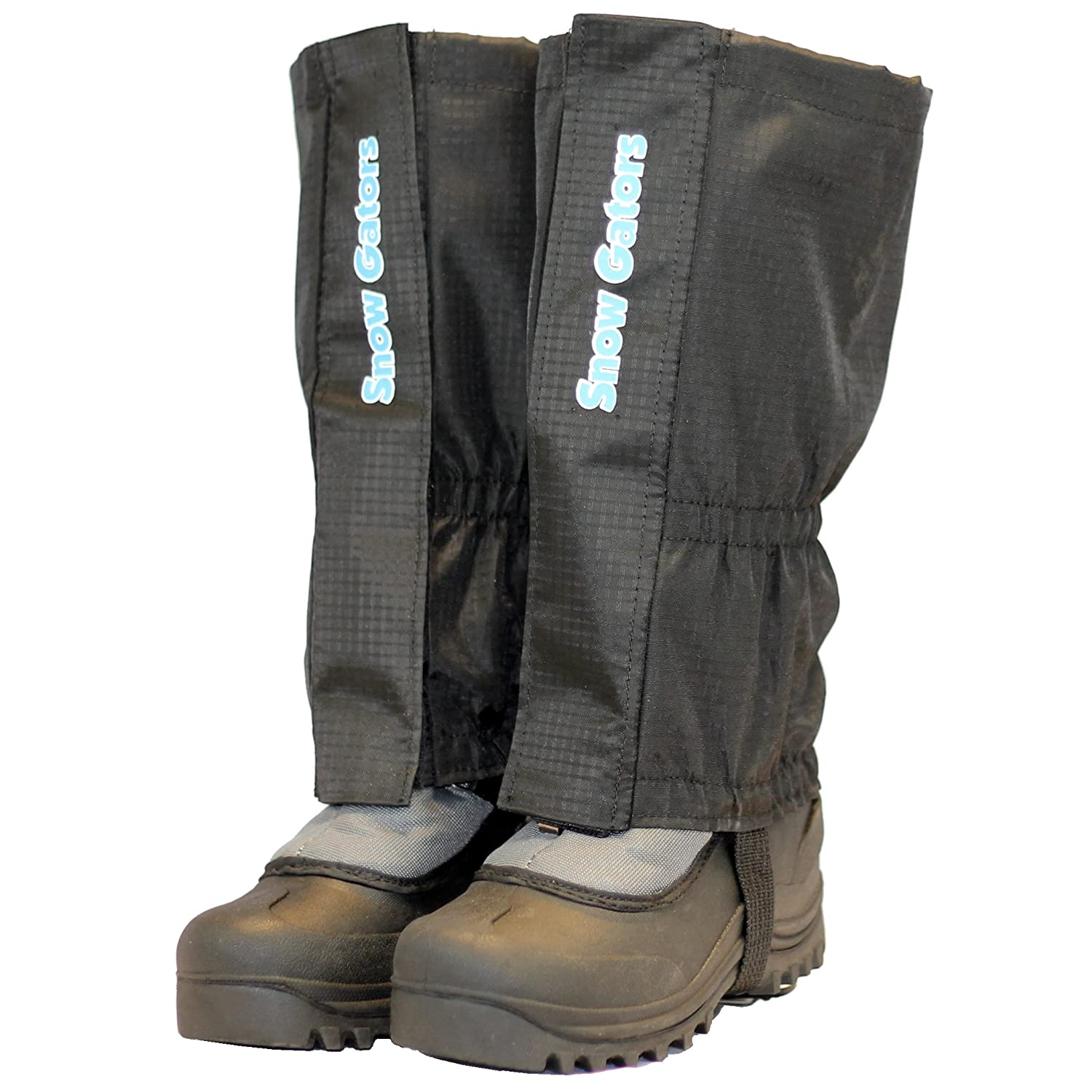 Snow Gators Kid s Waterproof Snow Boot Nylon Gaiters
