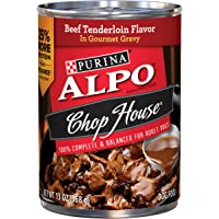 Purina ALPO Chop House in Gourmet Gravy Adult Wet Dog Food