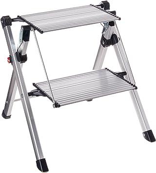 Hailo 4310-100 Escalera plegable Aluminio escalera - Escalera de ...