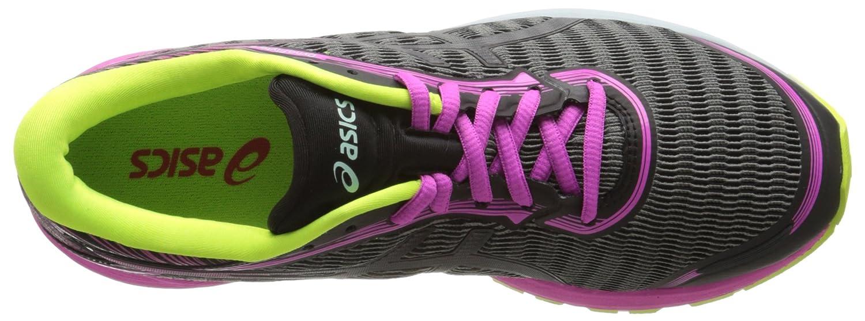 ASICS B017USOY10 Women's Dynaflyte Running Shoe B017USOY10 ASICS 5.5 B(M) US|Black/Pink Glow/Safety Yellow 25db4f