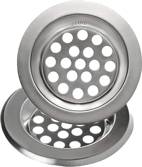 Shower Drain Hair Catcher Floor Drain Sink Catcher Shower Filter Hair Stopper FM