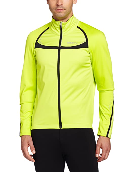 Craft Performance Stretch Jacket - Men's Bright Red Black, M - Men's:  Amazon.co.uk: Sports & Outdoors