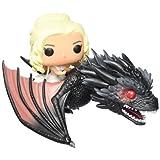 Funko 7235 Pop! Vinile il Trono di Spade Drogo e Daenerys