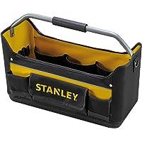 Stanley Gereedschapsdrager/gereedschapstas (44,7 x 27,7 x 25,1 cm, 600 denier nylon, ergonomische rubberen handgreep…