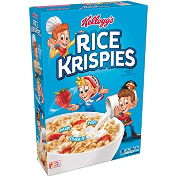 Image result for rice krispies cereal