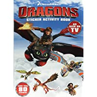 Dragons: Sticker Activity Book