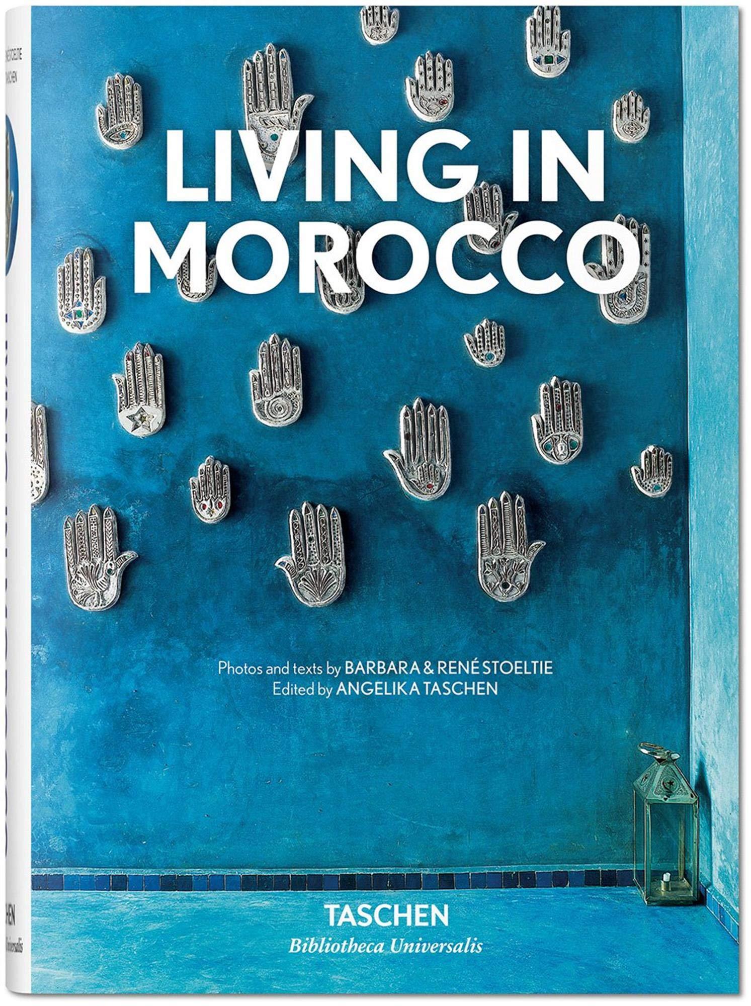 Amazon Living In Morocco 9783836568197 Barbara Ren
