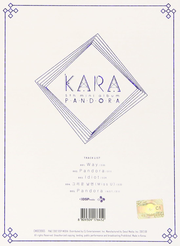 Dl mp3] [ep] kara pandora (flac + itunes plus aac m4a) – hulkpop.