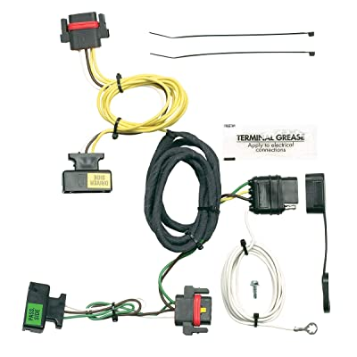 Hopkins 42205 Plug-In Simple Vehicle Wiring Kit: Automotive