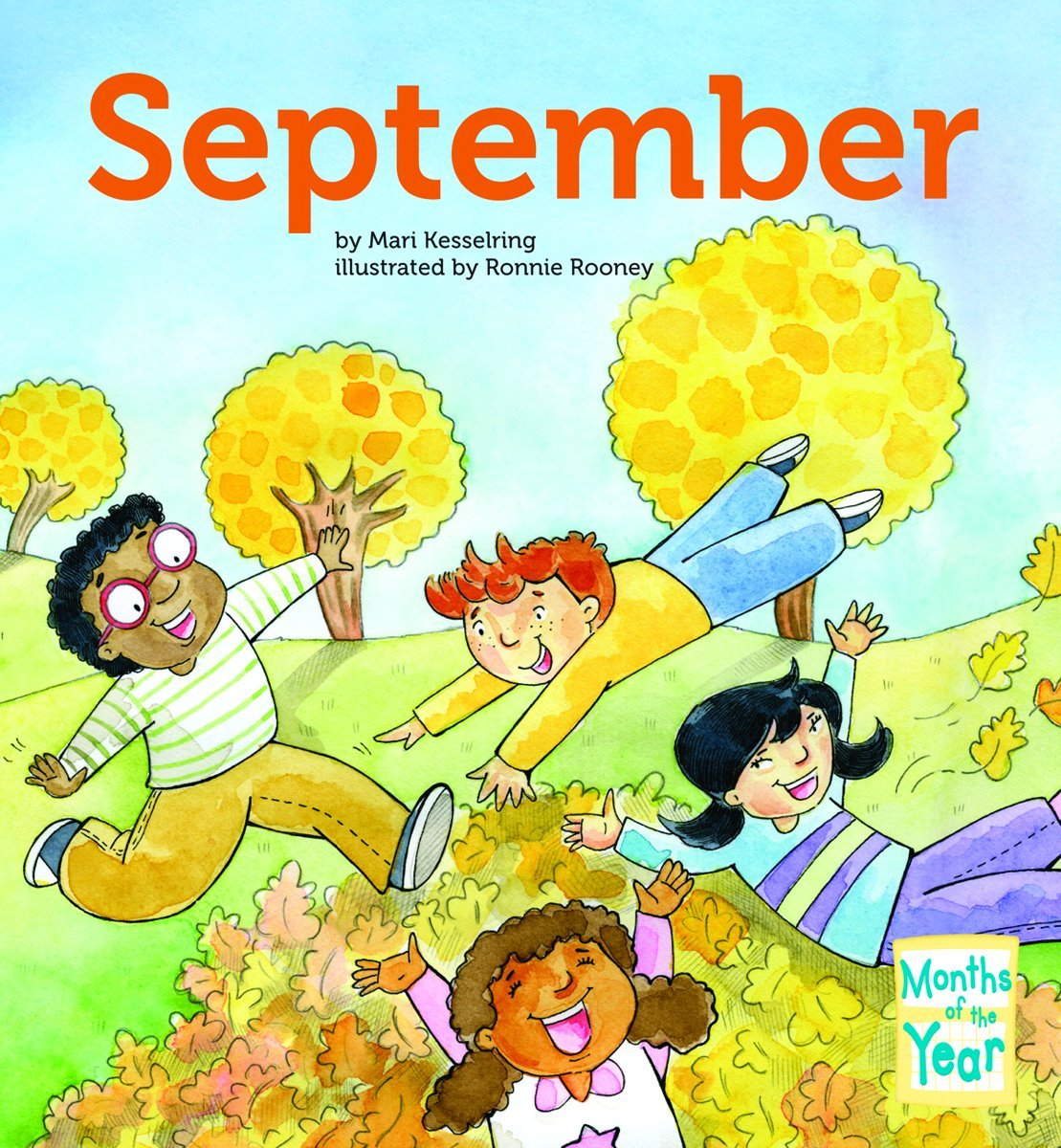 Download September (Months of the Year) PDF