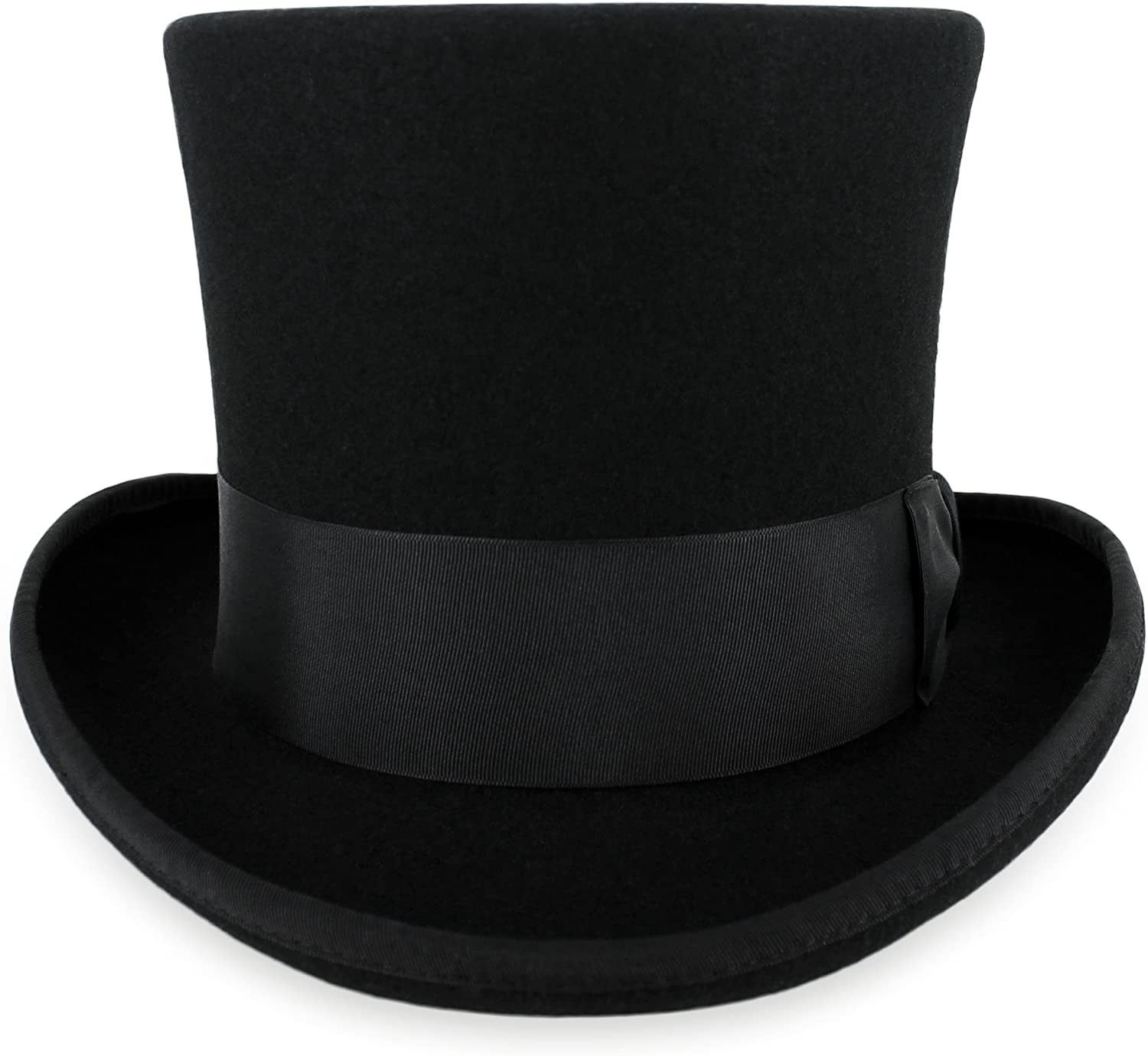 Belfry Top Hat Theater Quality 100% Wool in Black Grey or Pearl at  Men's Clothing store
