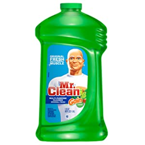 Mr. Clean with Gain Multi Surface Cleaner, Original Fresh Scent, 40 Fluid Ounce