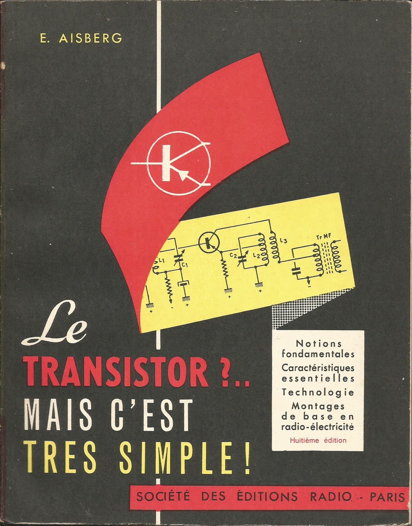 0551d01f40b165 Amazon.fr - Le transistor  , mais c est très simple - Aisberg E. - Livres
