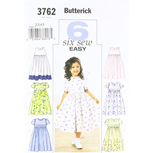 Sewing Pattern For Childs Dress Amazon