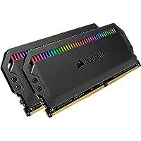 CORSAIR CMT16GX4M2K4000C19 DOMINATOR PLATINUM RGB 16GB (2 x 8GB) DDR4 DRAM 4000MHz C19 Bilgisayar Belleği