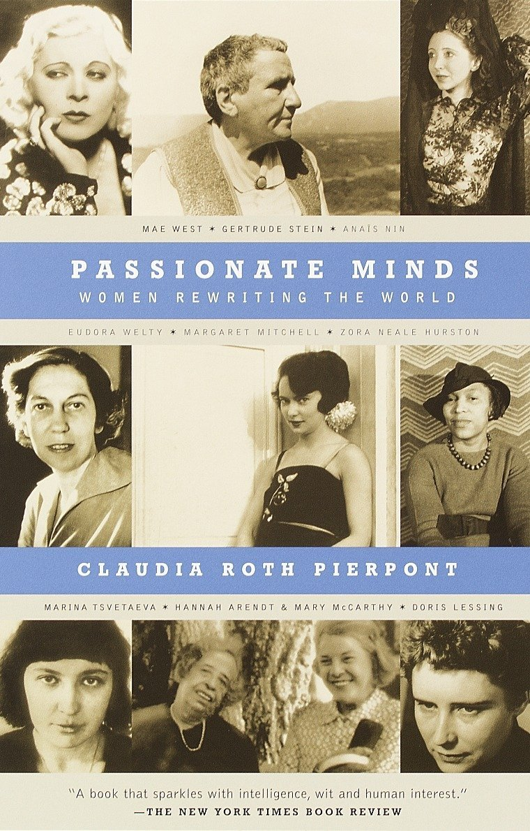 Download Passionate Minds: Women Rewriting the World PDF