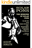 The Memoirs of Solar Pons (The Adventures of Solar Pons Book 2)