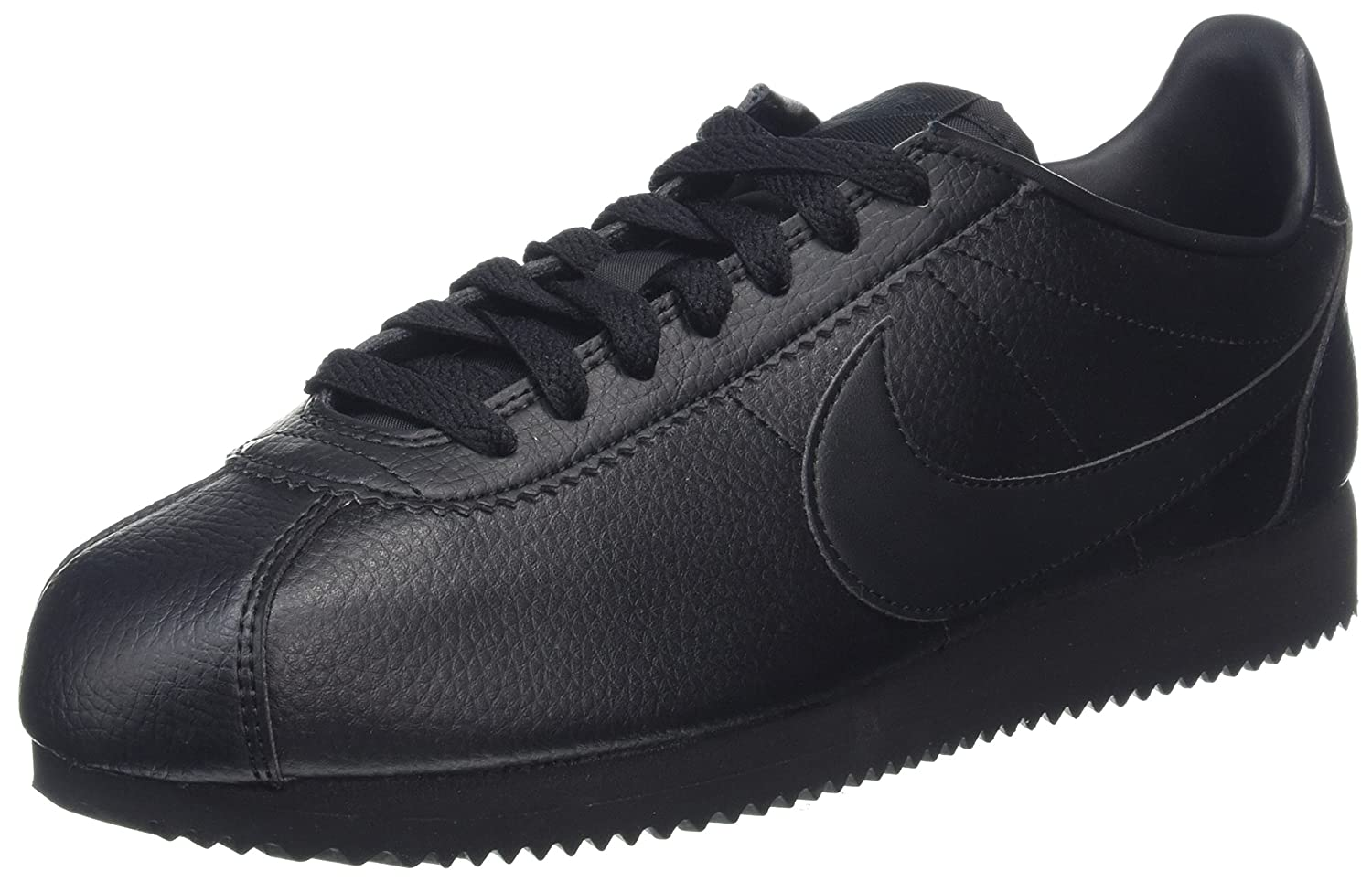 new style d8ed4 bb6b9 Amazon.com   Nike Men s Classic Cortez Leather Running Shoes   Road Running