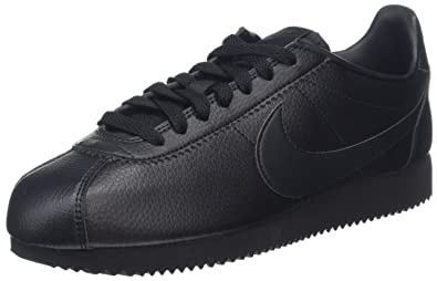 Nike Classic Cortez Leather, Baskets Mixte Adulte