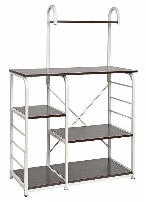 Tsideen tavolo alto scaffale per cucina o sala da pranzo for Ikea scaffali usati