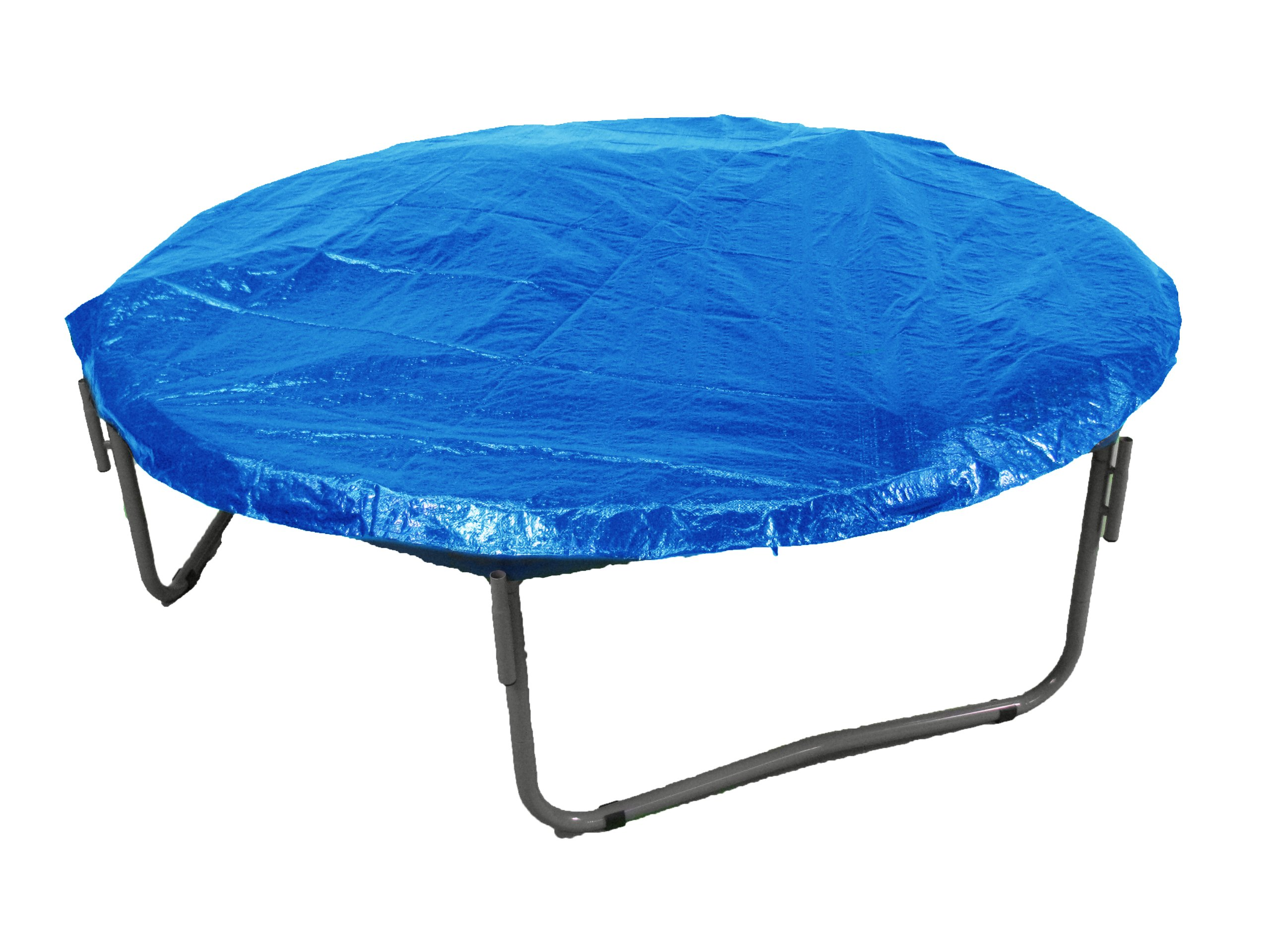 Upper Bounce Economy Trampoline Weather Protection Cover, Fits for Sports Power Model # TR-1463A-enc - Blue by Upper Bounce (Image #1)