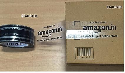 MARUDHAR PACKAGING Amazon.in Branded Tape(Pack of 3)